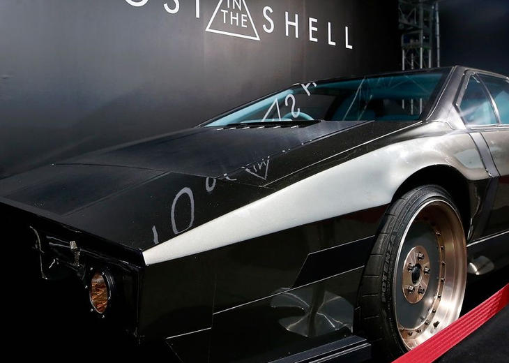 Lotus Esprit - Ghost in The Shell